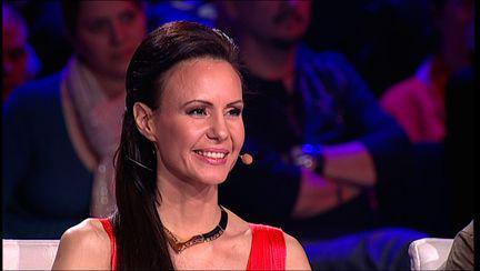 Jurata România Danseazã are stylist de la Hollywood Rochiile Mariei Lucia Hohan au cucerit pe deplin divele din Cetatea Filmului