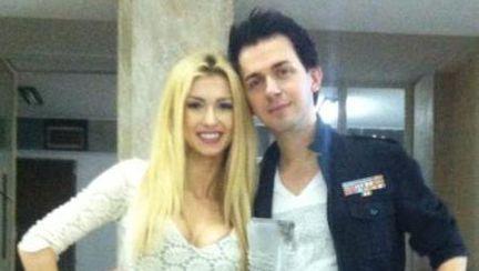 Uite ce cuplu frumos! Andreea Bălan şi Keo, la Premiile RadioRomânia