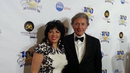 Carmen Harra a fost la Premiile Oscar! Vezi ce a zis despre Monica Gabor!