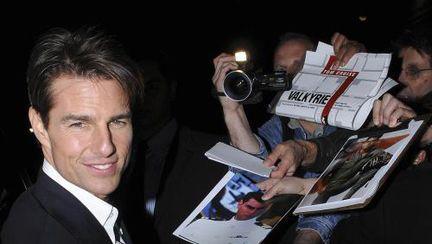 Tom Cruise, asaltat de fane la Rio De Janeiro!