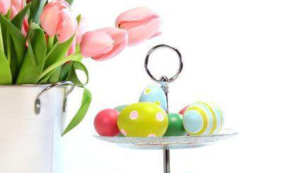 Idei decorative pentru ouăle de Paşti