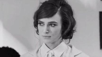 Video: Keira Knightley o interpretează pe Coco Chanel
