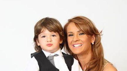 POZE: Diana Munteanu Niculescu, vacanță la Mamaia împreună cu familia