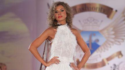 Rochii de mireasă superbe de la Bucharest Fashion Week