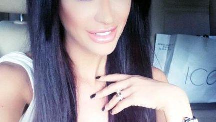 Poze: Schimb de mesaje între Bianca Drăguşanu şi Adrian Cristea