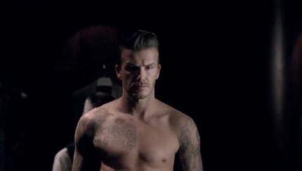 Foto & Video: David Beckham, sexy într-o nouă reclamă