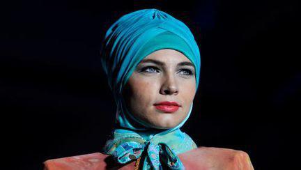 Cum arată o prezentare la Festivalul Modei Islamice