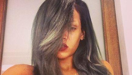 Rihanna, schimbare radicală de look! Poze