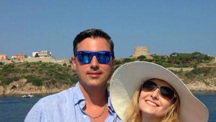 Alina Sorescu şi ALexandru Ciucu, noi poze din vacanţă