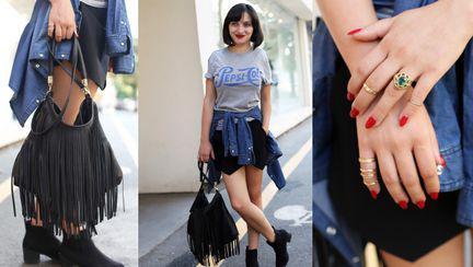 Unica Fashion Week: Ana Morodan cum să te îmbraci trendy sâmbăta asta!