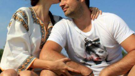 Anca şi Ştefan Lungu, dragoste în Delta Dunării. Vezi pozele!