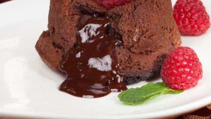 Desert dietetic: Prăjitură cu ciocolată fără făină