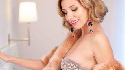 Dana Rogoz, cea mai sexy viitoare mămică