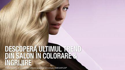 (P) Schwarzkopf aduce cel mai recent trend în colorarea și îngrijirea părului din salon la tine acasă, prin noua gamă Color Expert cu OMEGAPLEX®