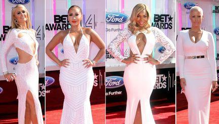 Vedetele au mizat pe alb la Bet Awards! Top 7 rochii spectaculoase