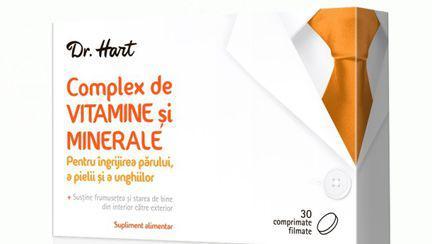 Dr Hart vitamine si minerale