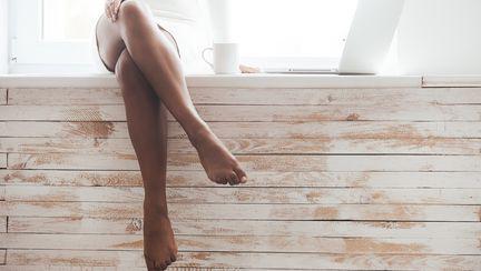 contouring pentru picioare