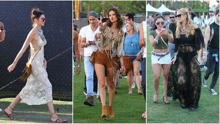 Kendall Jenner, Alessandra Ambrosio si Paris Hilton