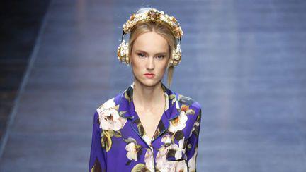 Dolce&Gabbana Spring/Summer 2016 hepta