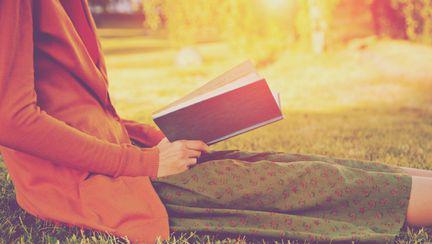 citit pe iarba