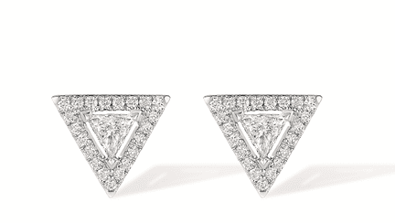 Diamantul cu taietura triunghiulara