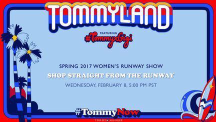 Colectia Tommy Hilfiger pentru primavara-vara 2017