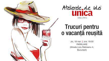 Atelierele de Idei Unica XVIII