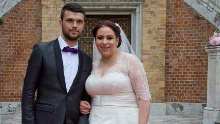 Oana Roman și Marius Elisei au sărbătorit trei ani de căsnicie