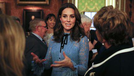 Kate Middleton insarcinata pentru a treia oara
