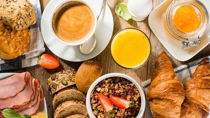 mic dejun variat