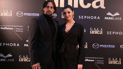 Denis Stefan si Bebelusa Cristina