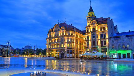 Orașul cu cel mai frumos centru istoric din România. Bucureștiul, Brașovul, sau Clujul nici nu se compară