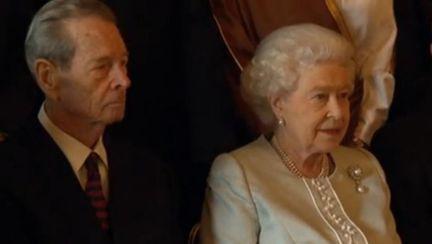 Regele Mihai si Regina Elisabeta
