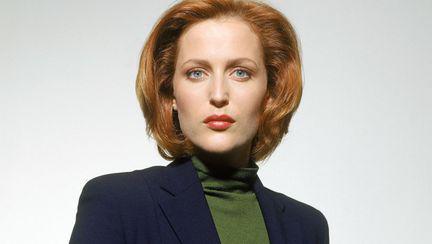 """Cum arată Gillian Anderson, actrița din """"Dosarele X"""", după 25 de ani de la filmarea serialului"""