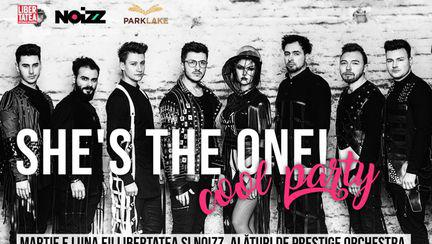 "Libertatea și Noizz, alături de Prestige Orchestra și ParkLake Shopping Center, te invită la Cool Party ""She's The One"""