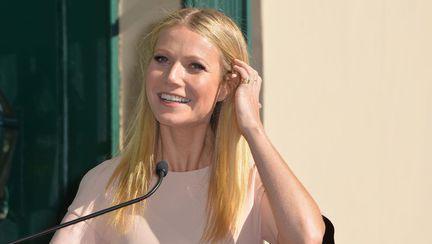 Gwyneth Paltrow zâmbind