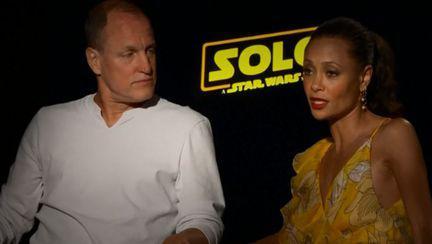 Woody Harrelson și soția sa