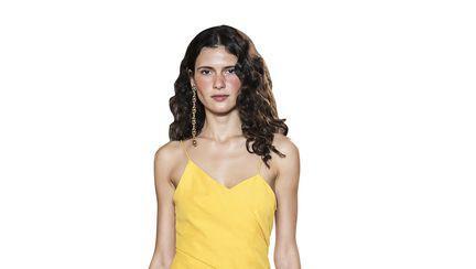 Garderoba de vară în nuanțe de galben