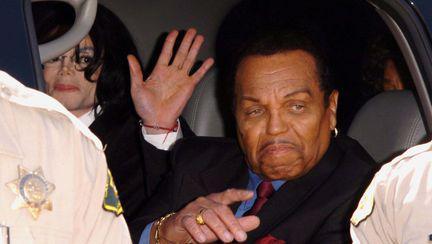 Michael Jackson si tatal sau, Joe Jackson