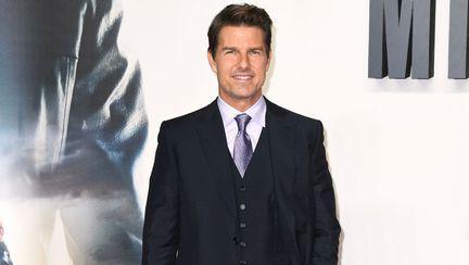 Tom Cruise la premiera filmului Misiune Imposibila