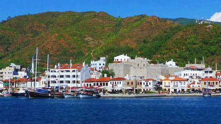 (P) Marmaris, orașul turcesc cu atmosferă europeană
