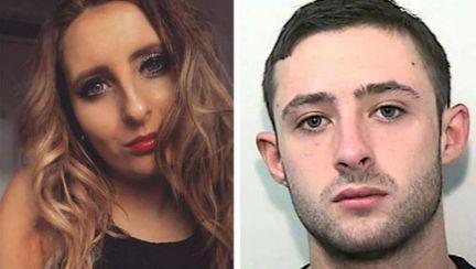 bărbatul care a fost arestat si fosta lui iubita