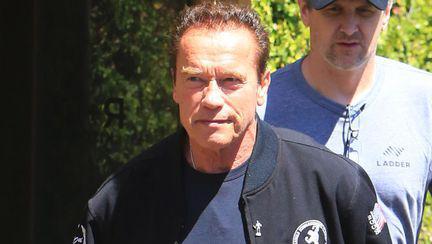 Arnold Schwarzenegger a făcut spectacol la Oktoberfest