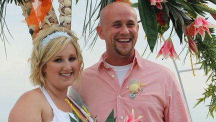 Ashley Williamson și soțul ei