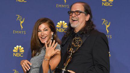 Glenn Weiss și logodnica sa