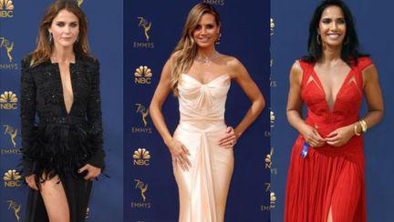 Ținute sexy la Premiile Emmy 2018