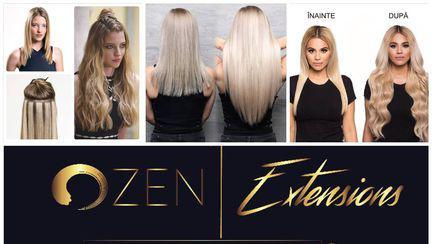 (P) La Zen gasesti cele mai bune extensii din par natural