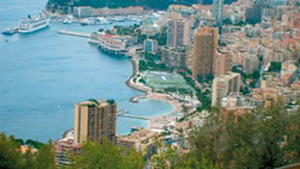 Principatul Monaco, capitala luxului