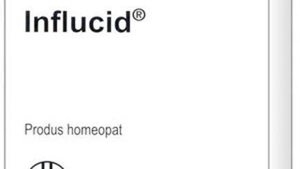 Influcid remediu natural pentru gripa