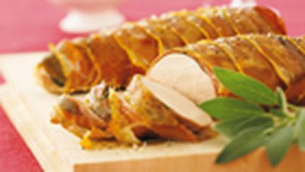 Cotlete de porc in crusta de costita